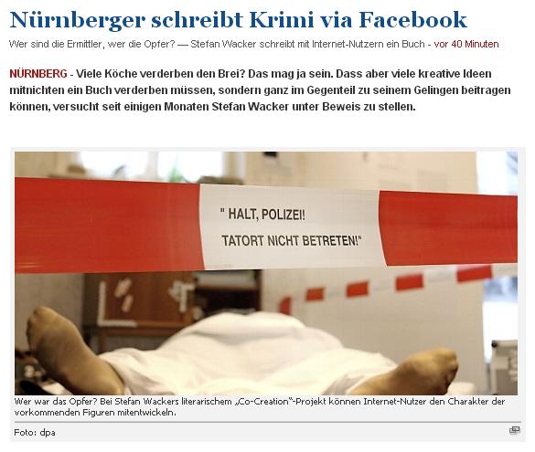 20130822 Nürnberger Nachrichten